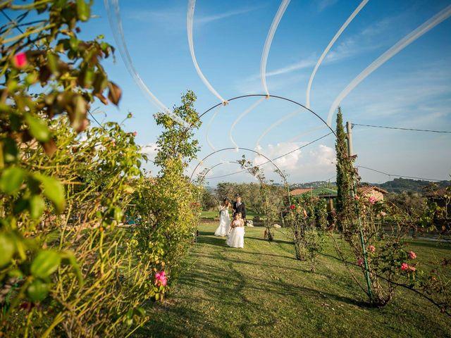Il matrimonio di Federico e Charlotte a Tarano, Rieti 30