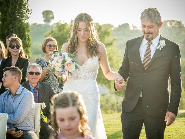 Il matrimonio di Federico e Charlotte a Tarano, Rieti 31