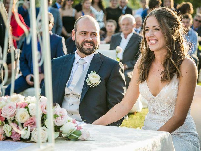 Il matrimonio di Federico e Charlotte a Tarano, Rieti 33