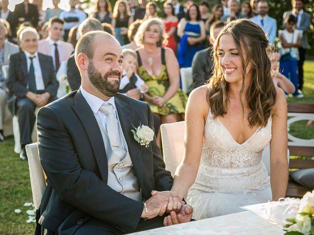 Il matrimonio di Federico e Charlotte a Tarano, Rieti 38