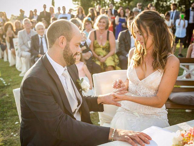 Il matrimonio di Federico e Charlotte a Tarano, Rieti 40