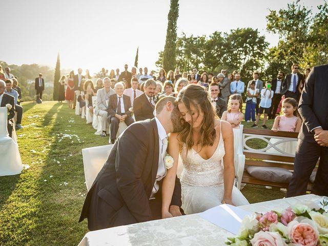 Il matrimonio di Federico e Charlotte a Tarano, Rieti 41