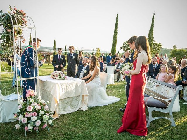 Il matrimonio di Federico e Charlotte a Tarano, Rieti 46