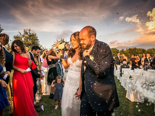 Il matrimonio di Federico e Charlotte a Tarano, Rieti 49