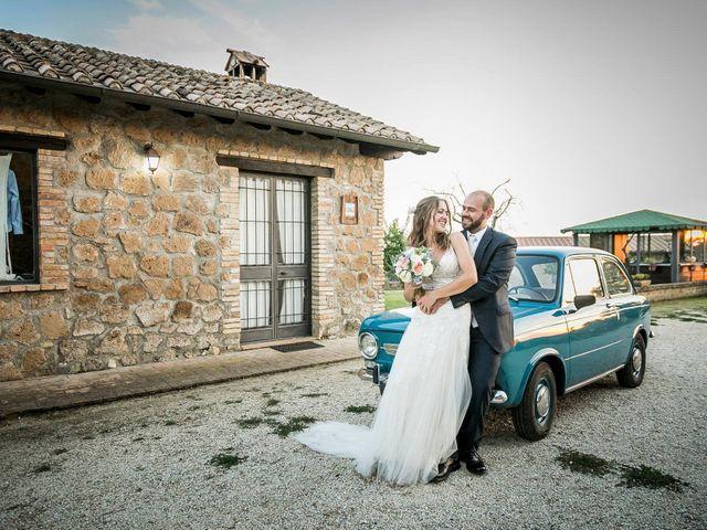 Il matrimonio di Federico e Charlotte a Tarano, Rieti 50