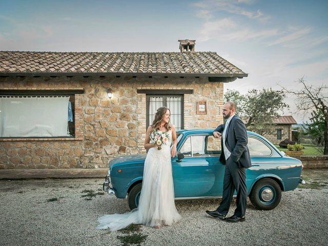 Il matrimonio di Federico e Charlotte a Tarano, Rieti 51