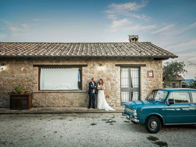 Il matrimonio di Federico e Charlotte a Tarano, Rieti 52
