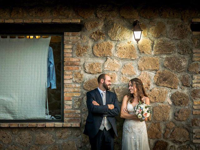 Il matrimonio di Federico e Charlotte a Tarano, Rieti 53
