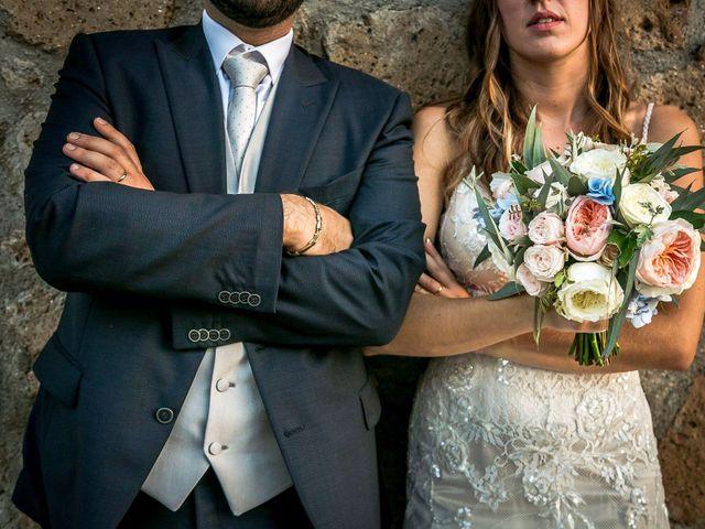 Il matrimonio di Federico e Charlotte a Tarano, Rieti 54