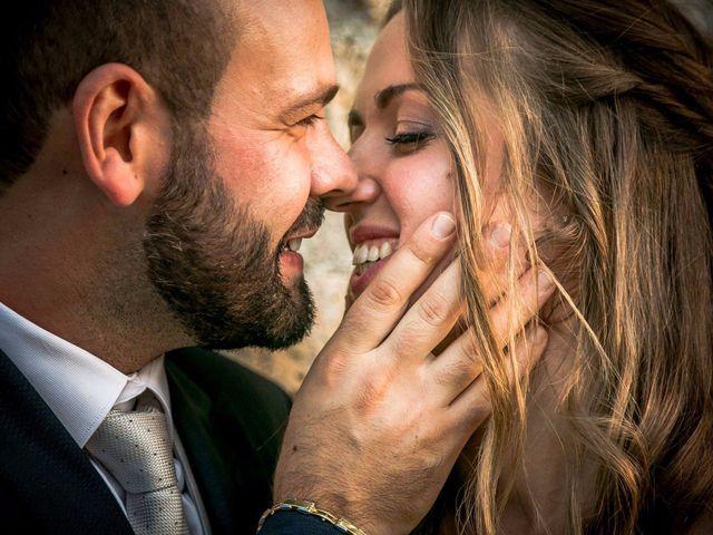 Il matrimonio di Federico e Charlotte a Tarano, Rieti 55
