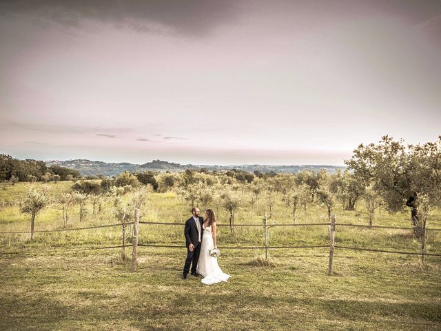 Il matrimonio di Federico e Charlotte a Tarano, Rieti 57