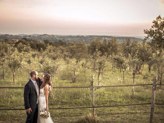 Il matrimonio di Federico e Charlotte a Tarano, Rieti 59