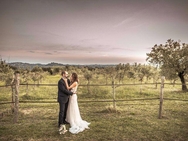Il matrimonio di Federico e Charlotte a Tarano, Rieti 61