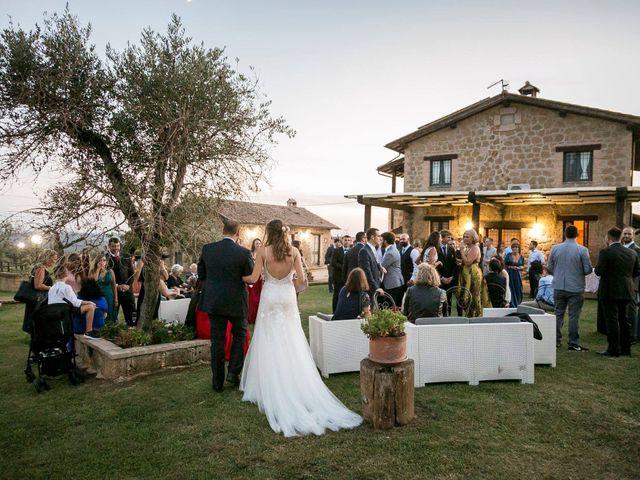 Il matrimonio di Federico e Charlotte a Tarano, Rieti 68