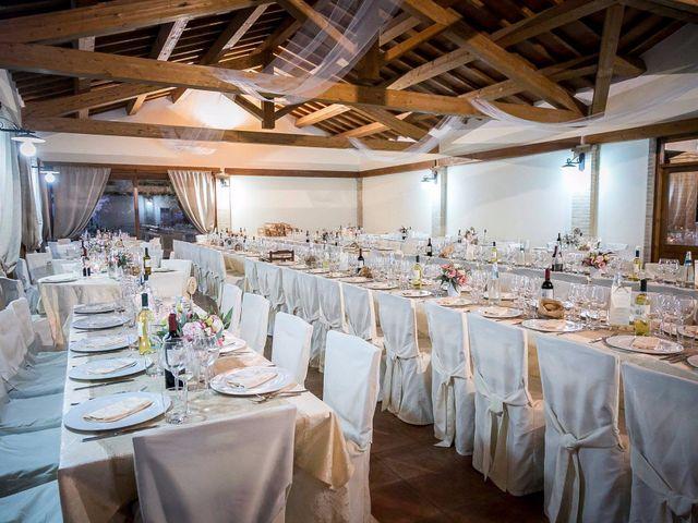 Il matrimonio di Federico e Charlotte a Tarano, Rieti 74