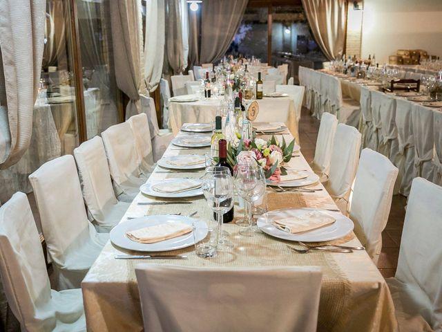 Il matrimonio di Federico e Charlotte a Tarano, Rieti 78