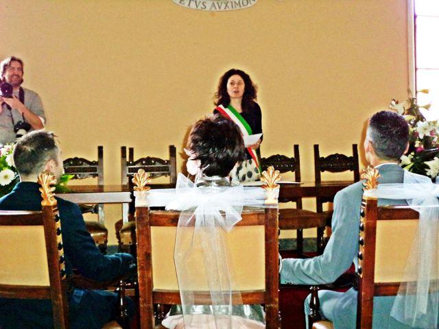 Il matrimonio di Silvia e Andrea a Osimo, Ancona 7