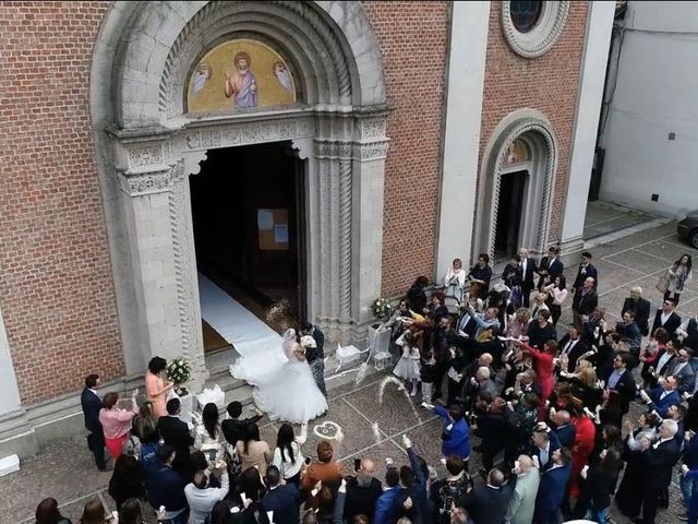 Il matrimonio di Giovanni  e Tiziana  a Gessate, Milano 2
