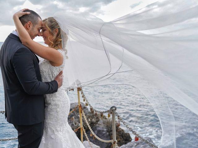 Il matrimonio di Tommy e Simona a Camogli, Genova 2