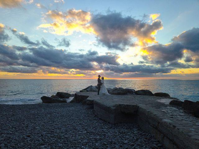 Il matrimonio di Tommy e Simona a Camogli, Genova 4