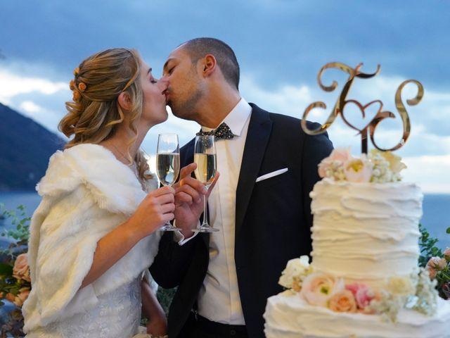 Il matrimonio di Tommy e Simona a Camogli, Genova 10