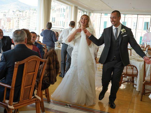 Il matrimonio di Tommy e Simona a Camogli, Genova 16