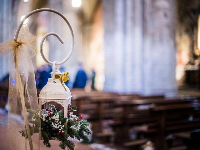 Il matrimonio di Michele e Eleonora a Pavia, Pavia 47
