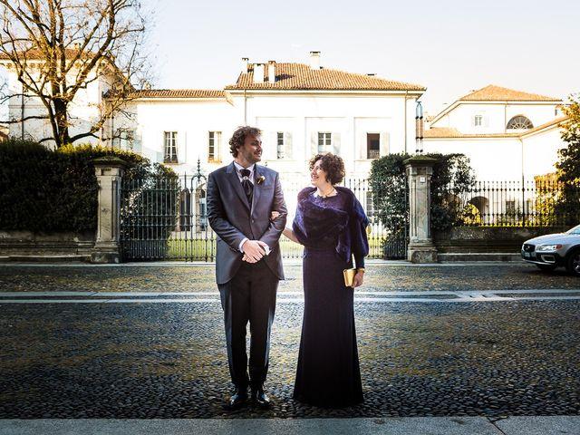 Il matrimonio di Michele e Eleonora a Pavia, Pavia 49