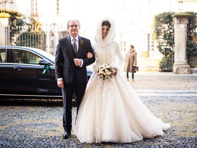 Il matrimonio di Michele e Eleonora a Pavia, Pavia 50