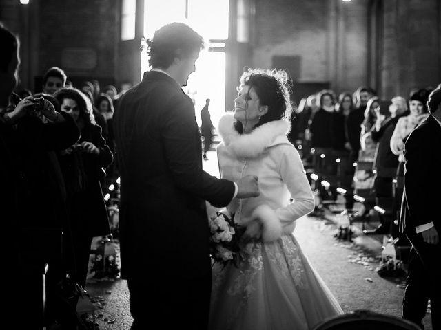 Il matrimonio di Michele e Eleonora a Pavia, Pavia 51