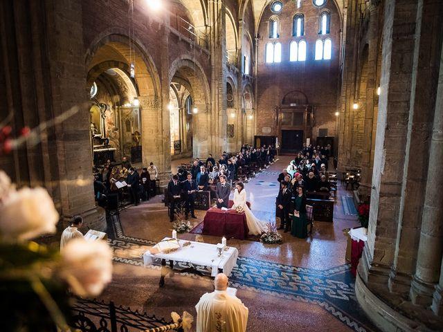 Il matrimonio di Michele e Eleonora a Pavia, Pavia 52