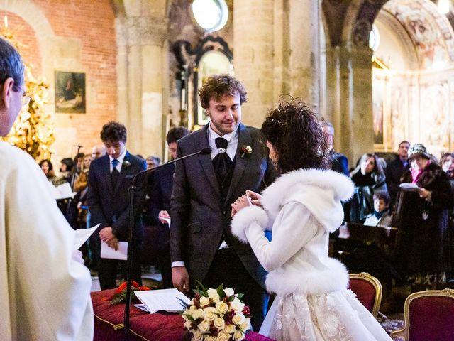 Il matrimonio di Michele e Eleonora a Pavia, Pavia 57