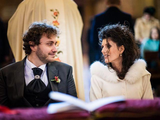 Il matrimonio di Michele e Eleonora a Pavia, Pavia 63