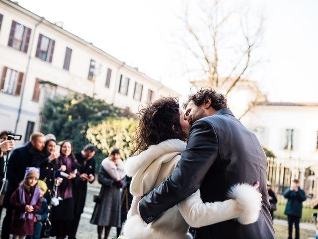 Il matrimonio di Michele e Eleonora a Pavia, Pavia 70