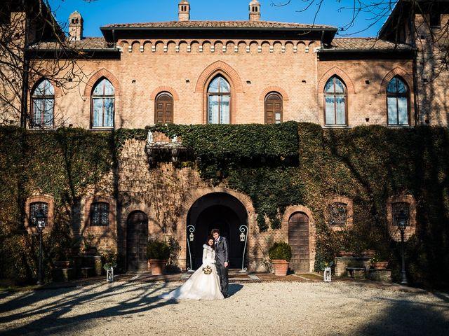 Il matrimonio di Michele e Eleonora a Pavia, Pavia 77