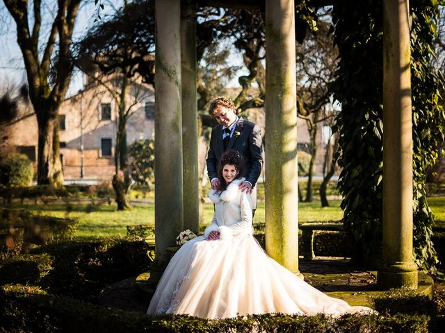 Il matrimonio di Michele e Eleonora a Pavia, Pavia 86