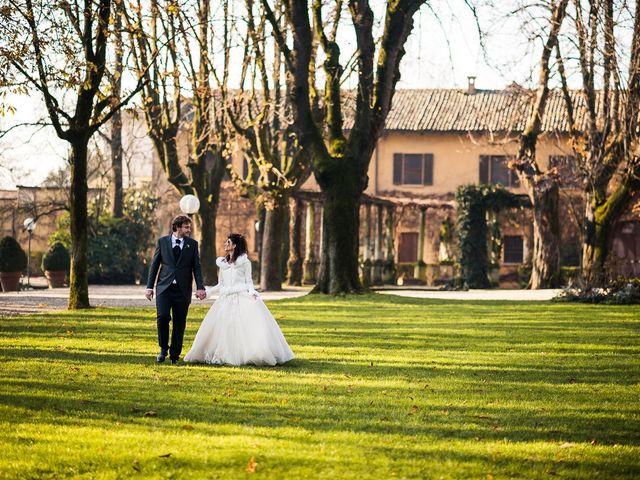 Il matrimonio di Michele e Eleonora a Pavia, Pavia 87
