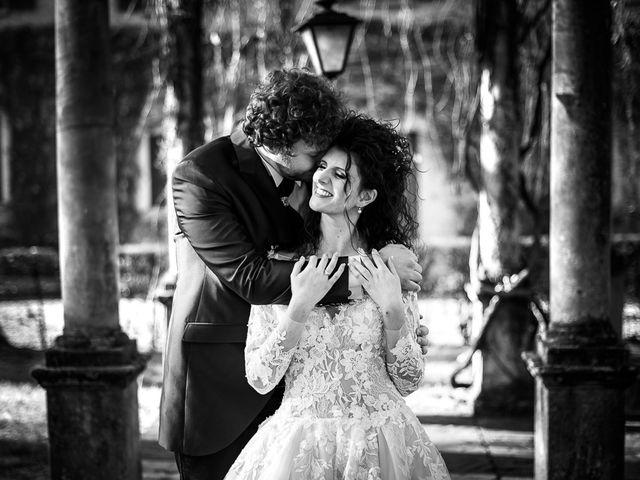 Il matrimonio di Michele e Eleonora a Pavia, Pavia 90