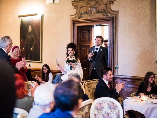 Il matrimonio di Michele e Eleonora a Pavia, Pavia 100