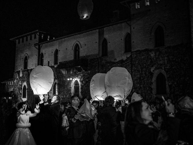 Il matrimonio di Michele e Eleonora a Pavia, Pavia 111