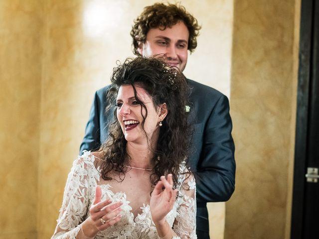 Il matrimonio di Michele e Eleonora a Pavia, Pavia 125