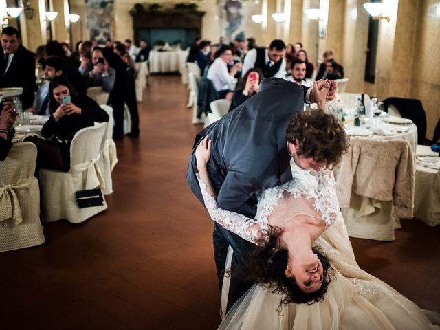 Il matrimonio di Michele e Eleonora a Pavia, Pavia 128