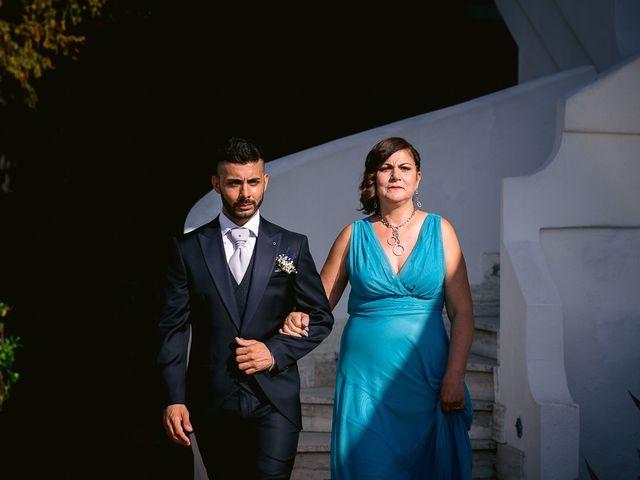 Il matrimonio di Angelo e Federica a Tropea, Vibo Valentia 16