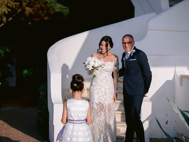 Il matrimonio di Angelo e Federica a Tropea, Vibo Valentia 34