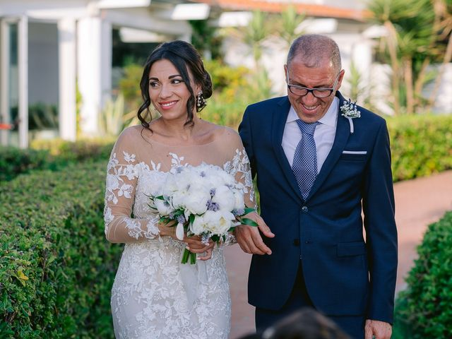 Il matrimonio di Angelo e Federica a Tropea, Vibo Valentia 35