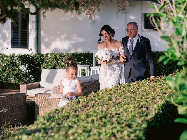 Il matrimonio di Angelo e Federica a Tropea, Vibo Valentia 37