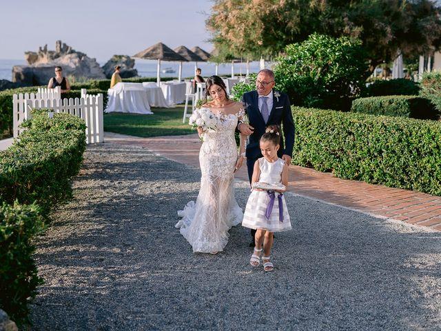 Il matrimonio di Angelo e Federica a Tropea, Vibo Valentia 38
