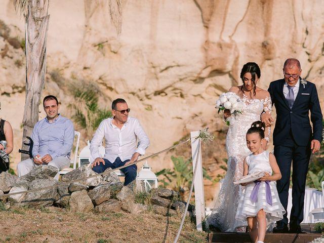 Il matrimonio di Angelo e Federica a Tropea, Vibo Valentia 39