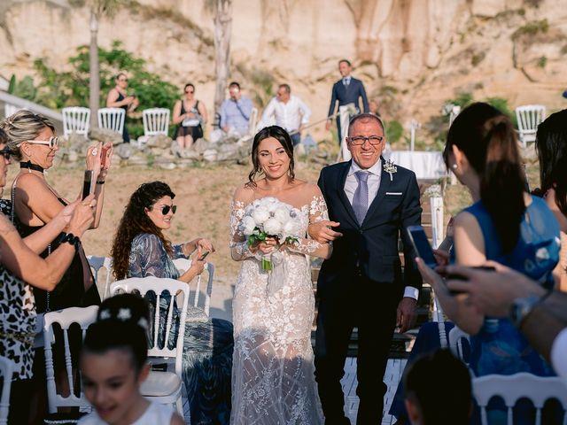 Il matrimonio di Angelo e Federica a Tropea, Vibo Valentia 40