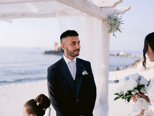 Il matrimonio di Angelo e Federica a Tropea, Vibo Valentia 41